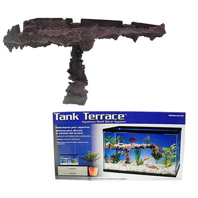 Penn Plax Tank Terrace Aquarium Ornament Click for larger image