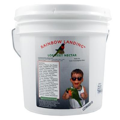Rainbow Landing Nectar Lorikeet Food 5lb