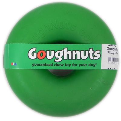 GoughNut Original Green Dog Chew Toy