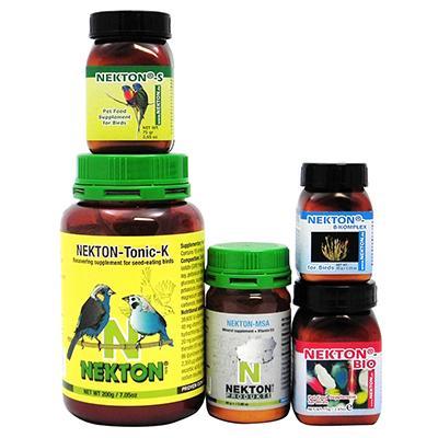 Nekton Medium Bird Vitamin and Supplement Kit