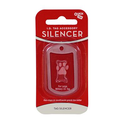 Dog Tag Silencer Military