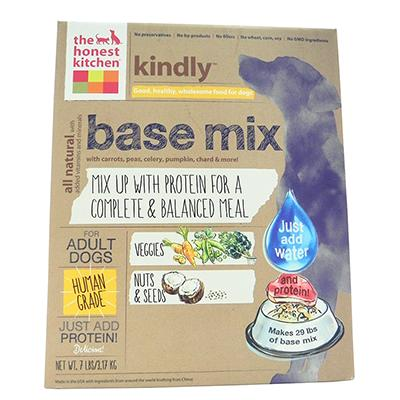 Honest Kitchen Hale Kindly Dehydrated RAW Dog Food 7lb ...