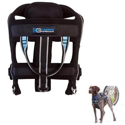 Canine Equipment Ultimate Pulling Harness XLarge 34-46-inch