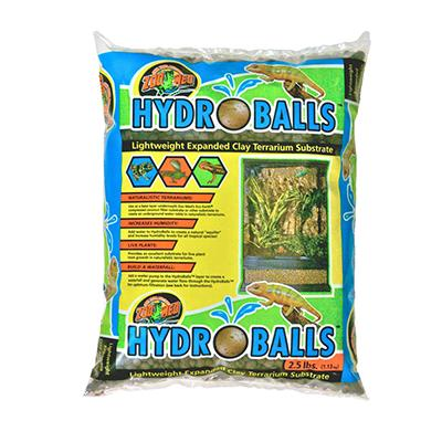 ZooMed Hydro Balls Terrarium Substrate and Planting Medium Click for larger image