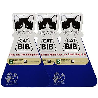 CatBib WildBird Saver Royal Blue Small 3 pack Click for larger image