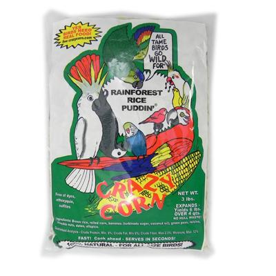 Crazy Corn Rice Pudding 3 pound DISCONTINUED
