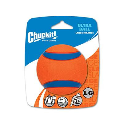 Chuckit Ultra Ball Large for Chuckit Dog Ball Tossers
