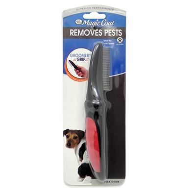 Magic Coat Flea Comb for Dogs and Cats