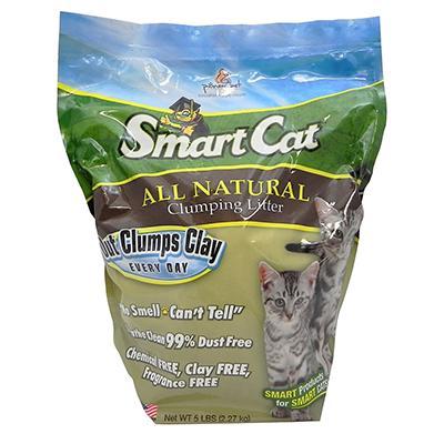 SmartCat Natural Litter 5lbs