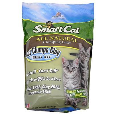 SmartCat Natural Litter 10lbs