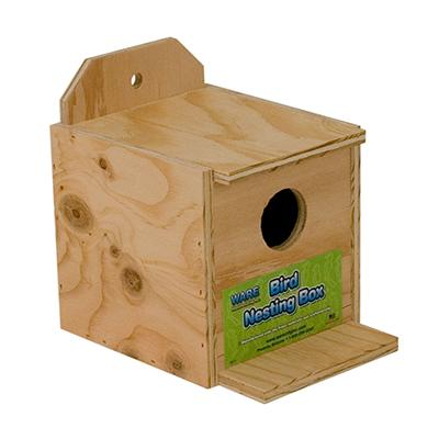 Ware Inside Cage Bird Nesting Box For Finches
