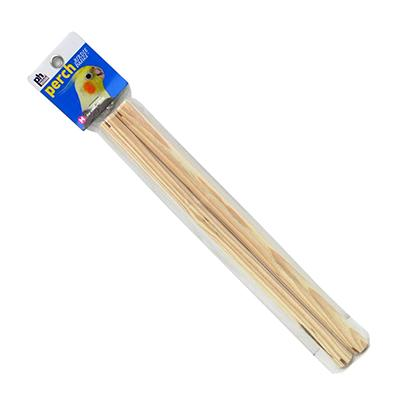 Prevue Pet Products Birdie Basics Wood Perch 13.375in