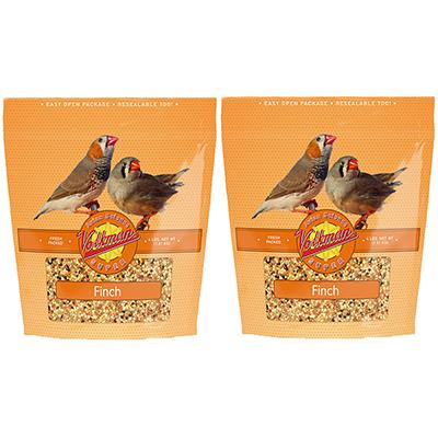 Avian Science Super Finch 4 pound Bird Seed 2 Pack Click for larger image