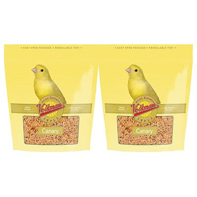 Volkman Avian Science Super Canary 4 pound Bird Seed 2 Pack