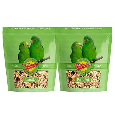 Volkman Avian Science Super Parrotlet Bird Seed 4Lb. 2 Pack Click for larger image