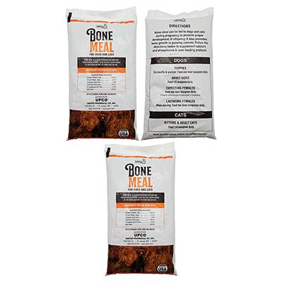 UPCo Bone Meal 1 lb packet 3 pack Click for larger image