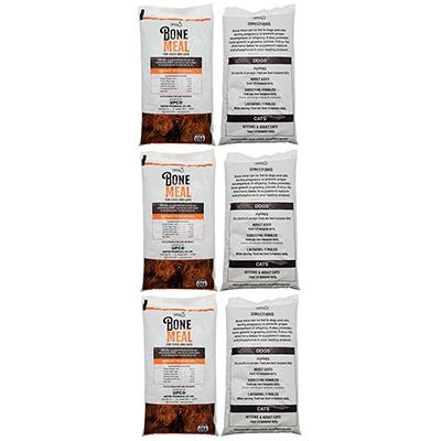 UPCo Bone Meal 1 lb packet 6 pack
