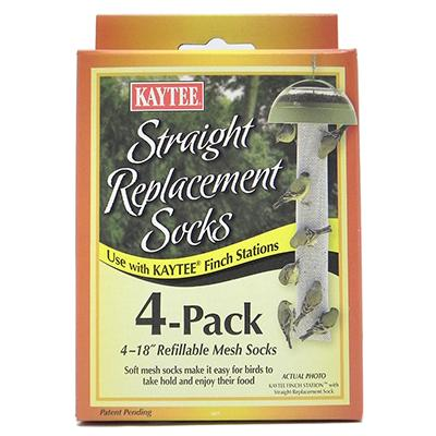 Kaytee Thistle Sock 4pk