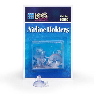 Airline Holder 6 pack for Aquarium Air Tubing Click for larger image