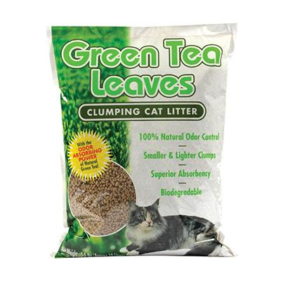 Green Tea Fresh Cat Litter Litter 5.5lb