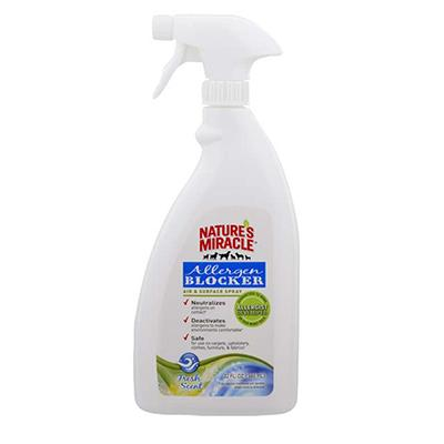Nature's Miracle Allergen Blocker Air and Surface Spray 32oz