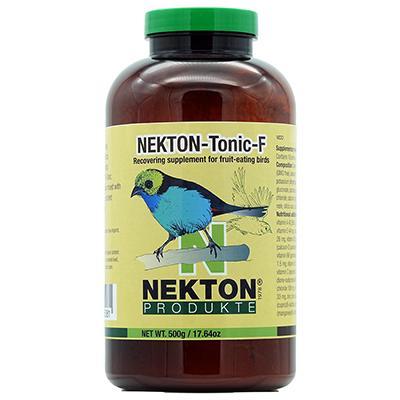 Nekton-Tonic-F for fruit-eating birds 500gm (17.64oz)