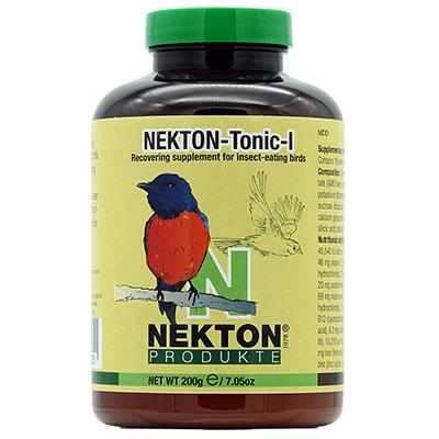 Nekton-Tonic-I for insect-eating birds 200gm (7oz)