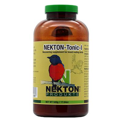 Nekton-Tonic-I for insect-eating birds 500gm (17.64oz.) Click for larger image