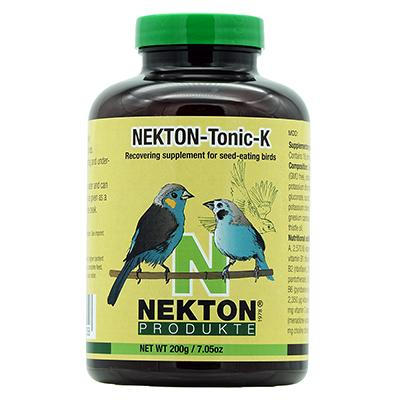 Nekton-Tonic-K for seed-eating birds  200gm (7.05oz) Click for larger image