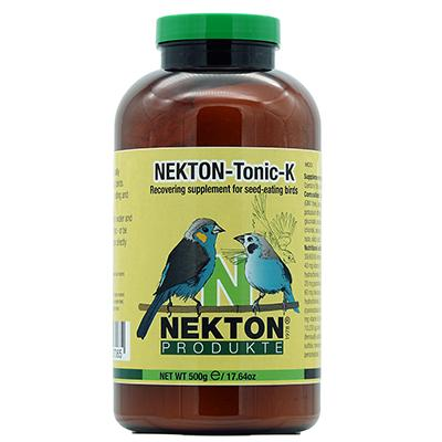Nekton-Tonic-K for seed-eating birds 500gm (17.64oz) Click for larger image