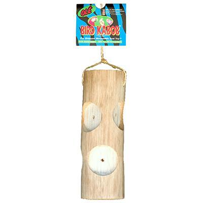Bird Kabob Ole Natural Yucca Bird Toy