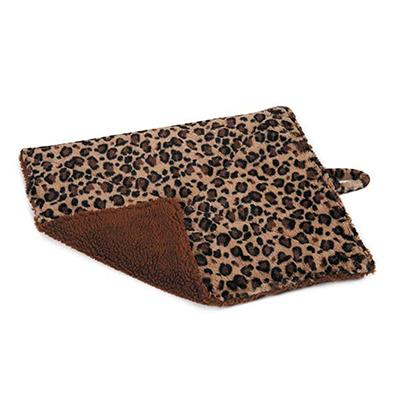 Slumber Pet Brown Self Warming Mat for Cats and Small Dogs Click for larger image