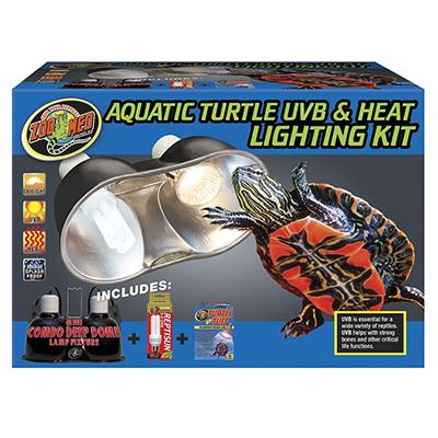 ZooMed Double Ceramic Hood for Reptiles and Amphibians