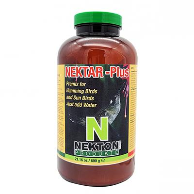 Nektar-Plus Nectar Concentrate for Lories and Hummers  600g Click for larger image