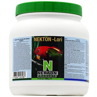 Nekton-Lori Complete Lory Diet  400g (.88lb) Click for larger image