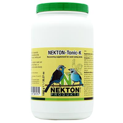 Nekton-Tonic-K for seed-eating birds 1000g Click for larger image