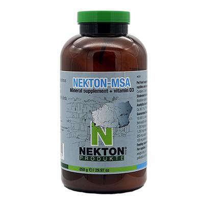 Nekton-MSA High-Grade Mineral Supplement for Pets 850g