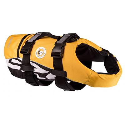 EzyDog DFD Life Jacket Yellow Medium