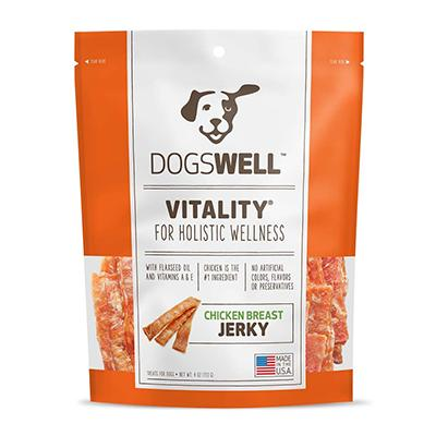 Vitality USA Chicken Dog Treats from Dogswell 4oz