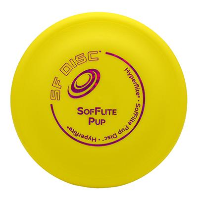 Hyperflite SofFlite Pup Sport Disc Click for larger image