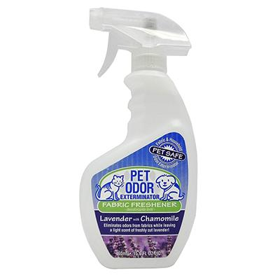 Pet Odor Exterminator Fabric Freshener Spray Lavender