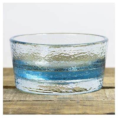 PawNosh Zorra Recycled Pet Bowl Ocean