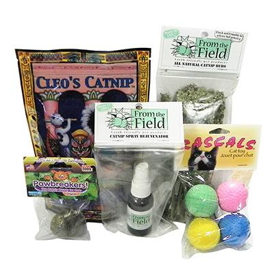 Sky High Multi Item Cat Gift Set