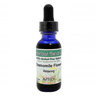 Avitech Bird Rx Chamomile Flower 1oz