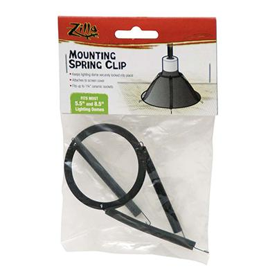 Zilla Dome Clip Springs FIxture Click for larger image