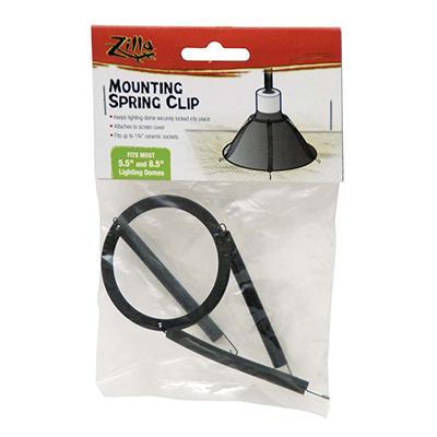 Zilla Dome Clip Springs FIxture