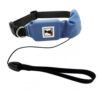 Release N Run Blue Medium Collar Retractable Lead
