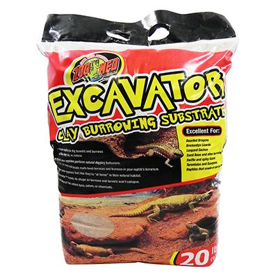 ZooMed Reptile Excavator Clay 20lb