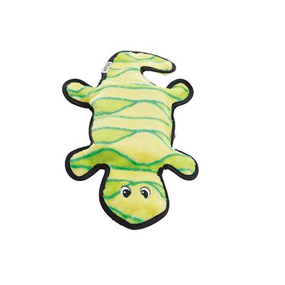Outward Hound Large Invincible Gecko with 4 squeakers