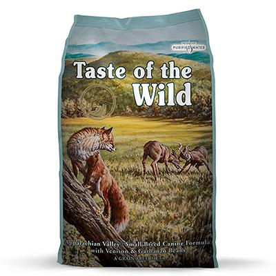 TOW Appalachian Valley Venison Small Breed Dog Food 14Lb.
